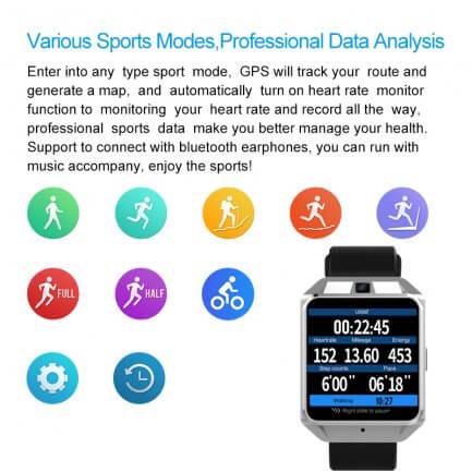 Lipa Naos M5 smartwatch