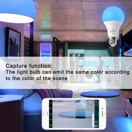 Lipa B15512 bluetooth smart lamp