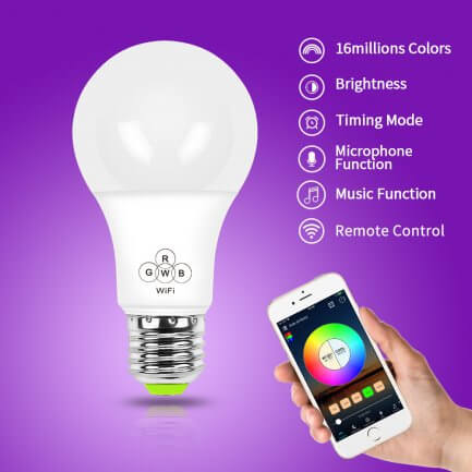 Lipa B15516 4.5W wifi smart lamp