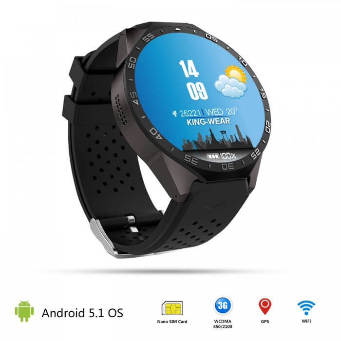 Lipa Titan Android smartwatch