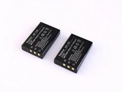 NP-120 batterij videocamera