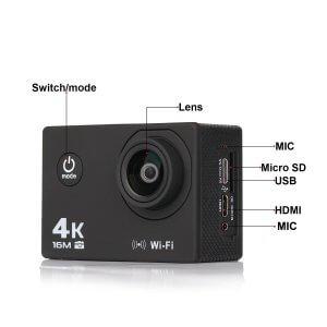 Lipa AT-Q30RM action camera
