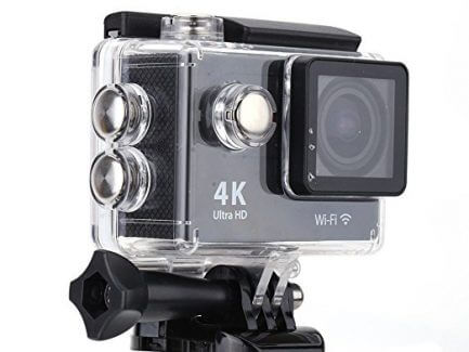 Lipa AT-4K Ultra HD actioncamera