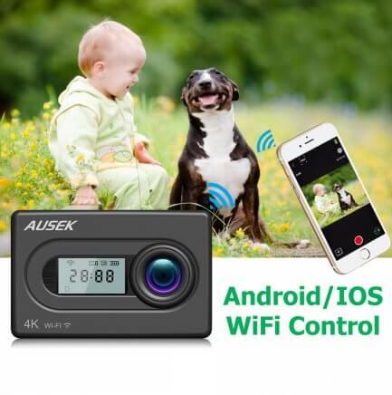 AT-N450 action camera