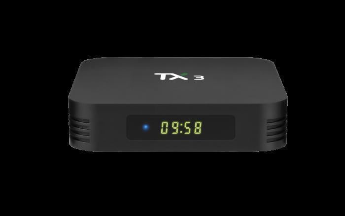 Lipa TX3 Tv box 2/16 GB Android 9.0