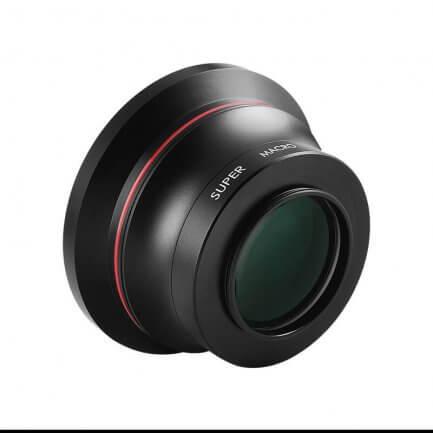 optische zoomlens videocamera
