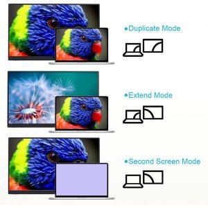 Lipa HDR-50 Portable Monitor