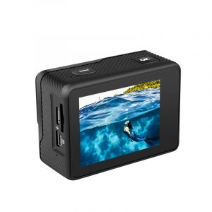 AT-Q61CR 4K Ultra HD action camera