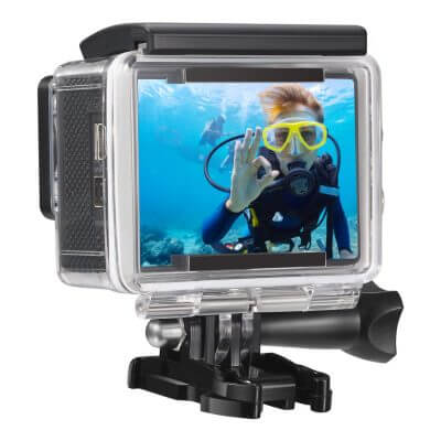 AT-30 4K Ultra HD action camera