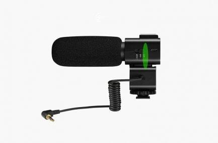 M-16 externe microfoon