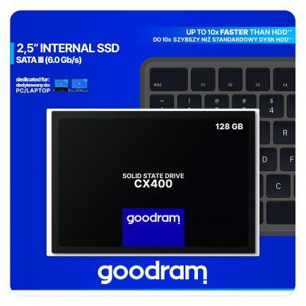 CX400 128 GB interne SSD