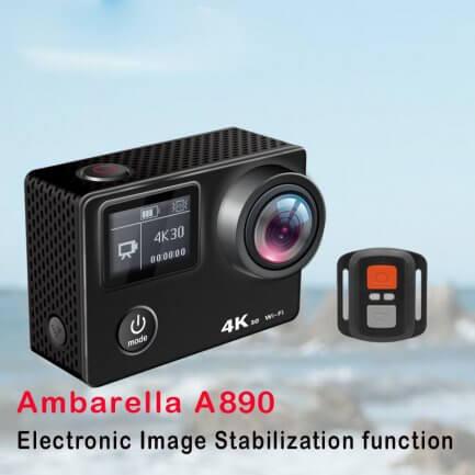 AT-A890 action camera