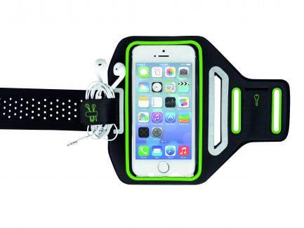Sportarmband voor smartphones