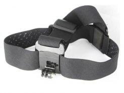 hoofdband action camera