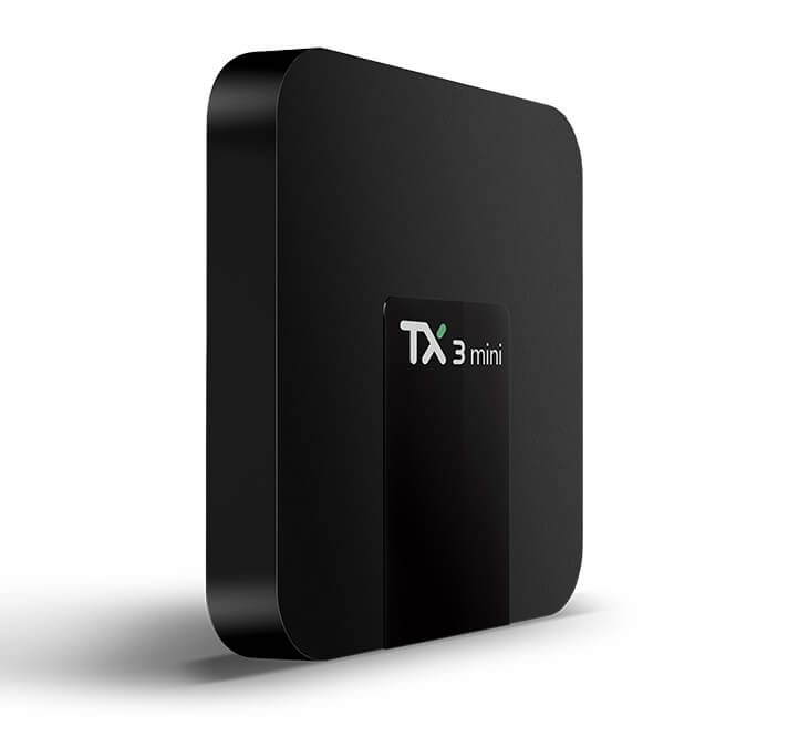 TX 3 Mini Tv box