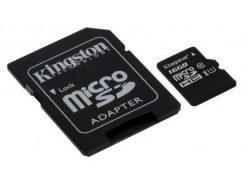 Kingston microSD-kaart 16 GB