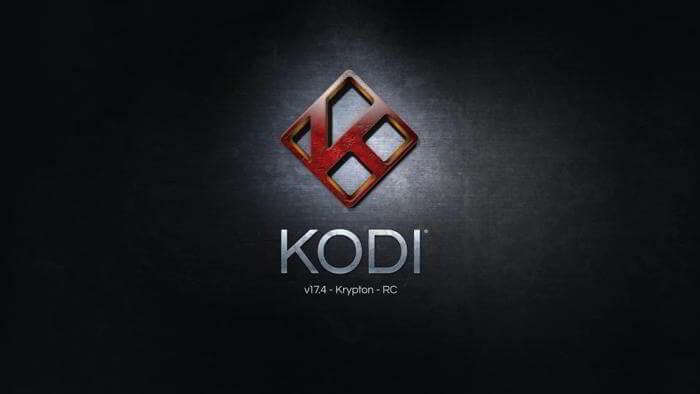 Android tv box met Kodi