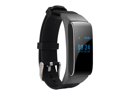 Leda DF22 smartwatch Black