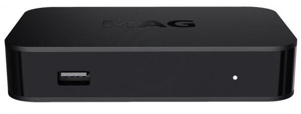 Mag 322 IPTV
