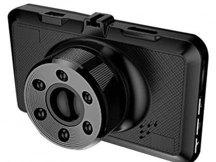 AK N410 dashcam nachtsensor