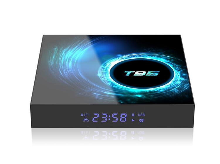 Lipa T95 H616 Tv Box Android 10 4/64 GB