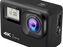 Waterproof action camera's