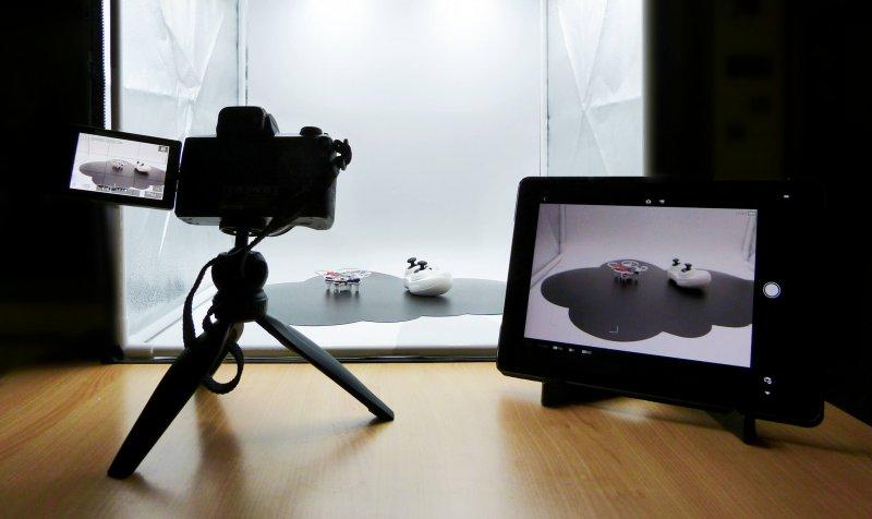 Keuzehulp videocamera's