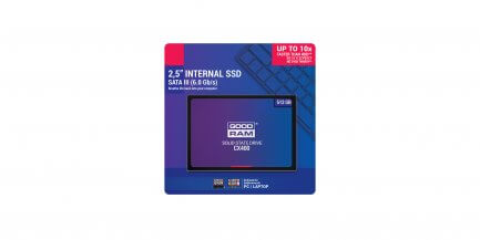 CX400 512 GB interne SSD