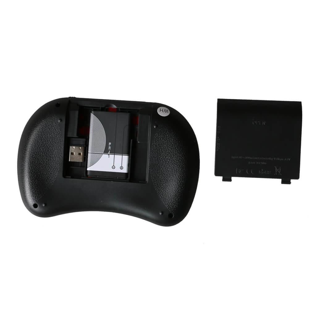 Mini draadloos toetsenbord backlight
