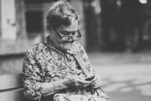 Senioren telefoon