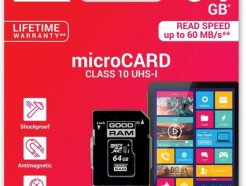 Goodram microSD-kaart 64 GB