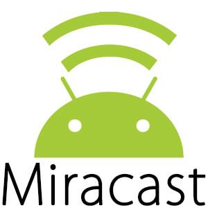 Casten van Android naar de tv