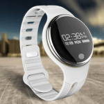 Omega E07 smart bracelet White LIPA