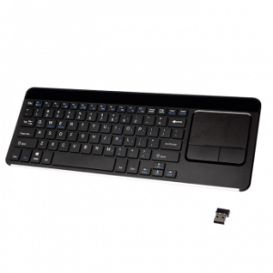 Keyboard Wireless RF Touchpad