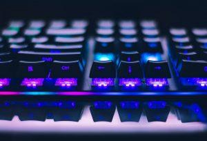 Mini toetsenbord