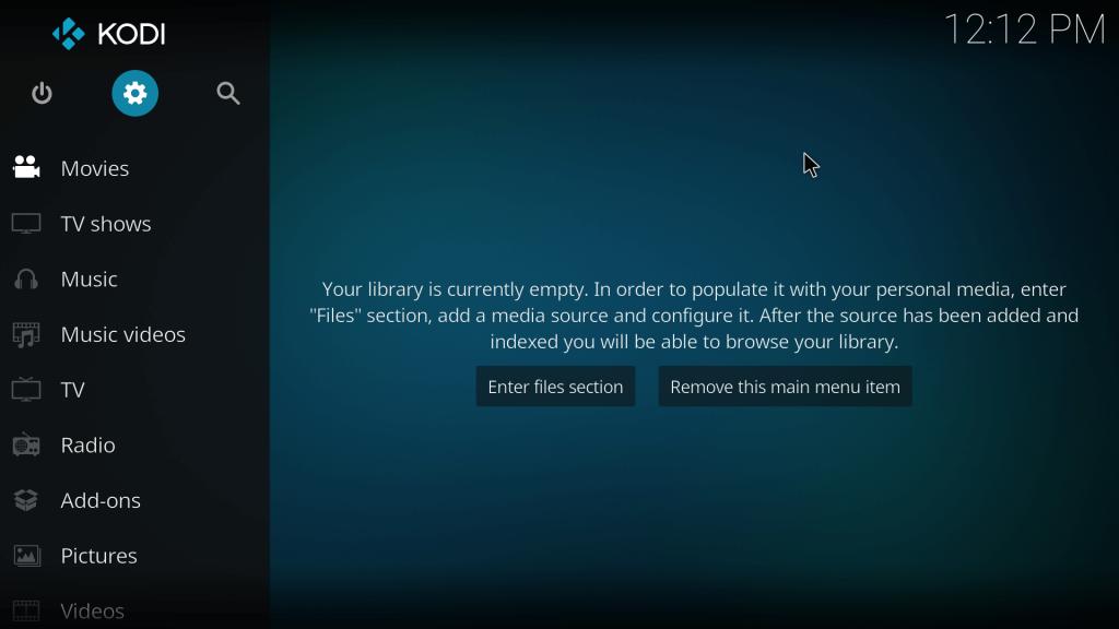 Exodus installeren op Kodi 17.0