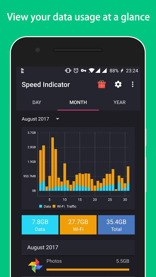 Smartphone sneller